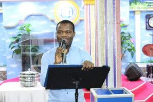 Minister Anthony Nwoye
